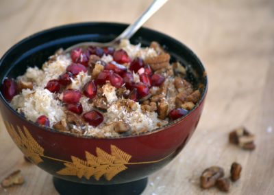 Maple Oatmeal