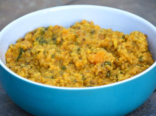 Soothing Kharma Stew