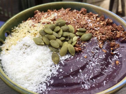 Antioxidant Acai Bowl