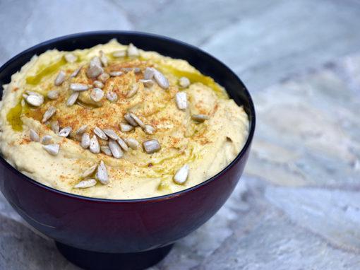 Creamy Healing Hummus